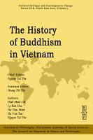 The History of Buddhism in Vietnam PDF