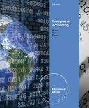 Principles of Accounting Book