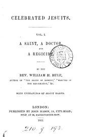 Celebrated Jesuits: Volume 1