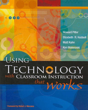 Using Technology with Classroom Instruction that Works PDF