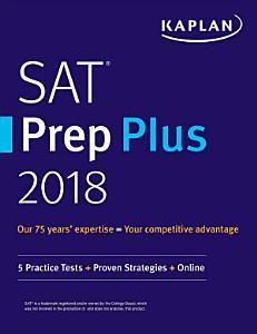 SAT Prep Plus 2018 PDF