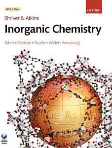Shriver and Atkins  Inorganic Chemistry PDF
