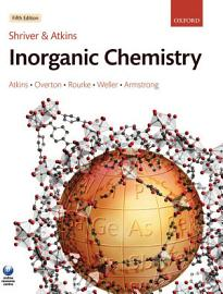 Shriver And Atkins  Inorganic Chemistry