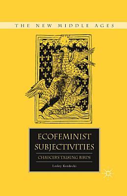 Ecofeminist Subjectivities PDF