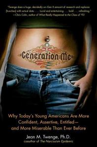 Generation Me Book