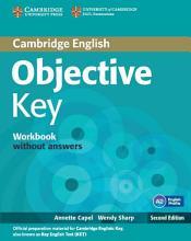 Objective Key Workbook Without Answers PDF