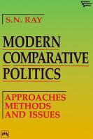 MODERN COMPARATIVE POLITICS PDF