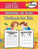 4th Grade Math Multiplication and Division Workbook for Kids PDF