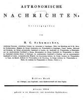 Astronomische Nachrichten: Volume 11