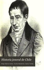 Historia jeneral de Chile: pte. 5. La colonia, desde 1700 hasta 1808 (continuacion)