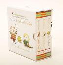 A Little Books Boxed Set Featuring Little Pea  Little Hoot  Little Oink