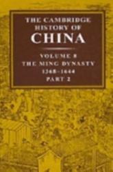 The Cambridge History Of China Book PDF