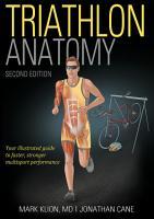 Triathlon Anatomy PDF