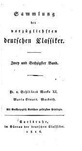 F. V. Schillers sämmtliche Werke: Maria Stuart. Macbeth