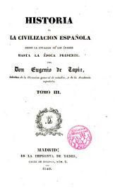 Historia de la civilización española