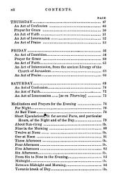 The devotions of bp. Andrewes, tr. by G. Stanhope