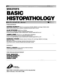 Wheater s Basic Histopathology PDF