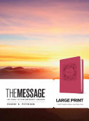 The Message Large Print Book