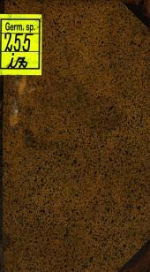 Das Gasteiner-Thal mit seinen warmen Heilquellen im salzburgischen Gebirge: ein Taschenbuch für Reisende, insbesondere zum Nutzen und Vergnügen der Kurgäste Gasteins