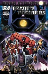 Transformers: Dark Cybertron #1