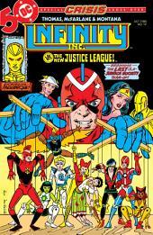 Infinity, Inc. (1984-) #19