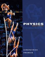 Physics  A Conceptual World View PDF