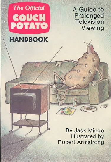 Download The Official Couch Potato Handbook Book