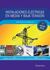 Instalaciones eléctricas en media y baja tensión 7.ª edición 2016