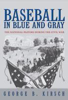 Baseball in Blue and Gray PDF