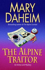 The Alpine Traitor Book