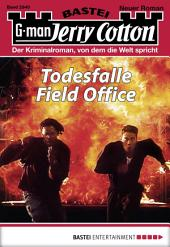 Jerry Cotton - Folge 2940: Todesfalle Field Office