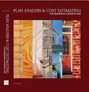 Plan Analysis and Cost Estimating for Residential Construction PDF