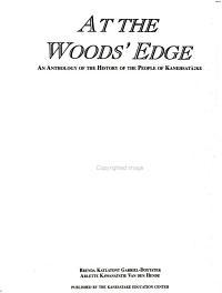 At the Woods  Edge PDF