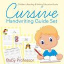 Cursive Handwriting Guide Set
