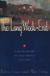 The Long Week End Book PDF