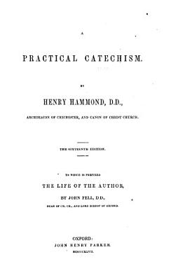 A Practical Catechism