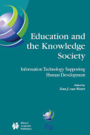Education and the Knowledge Society