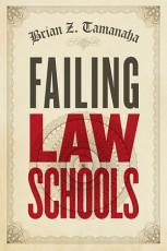 Failing Law Schools PDF