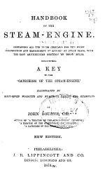 Handbook of the Steam-engine ...