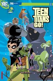 Teen Titans Go! (2003-) #35