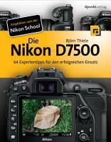 Die Nikon D7500 PDF