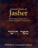 Ancient Book Of Jasher Book PDF