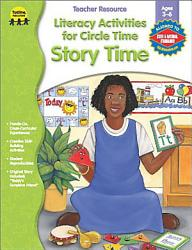 Story Time Literacy Activities For Circle Time Ages 3 6 Book PDF