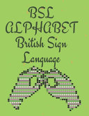 BSL Alphabet British Sign Language