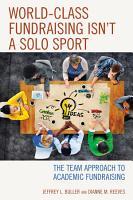 World Class Fundraising Isn t a Solo Sport PDF