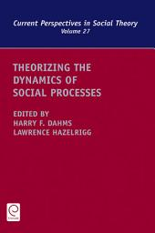 Theorizing the Dynamics of Social Processes