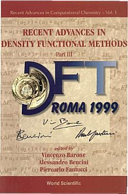 Recent Advances in Density Functional Methods PDF