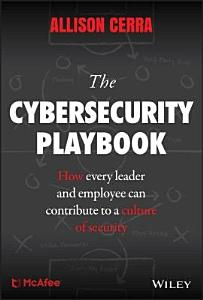 The Cybersecurity Playbook Book