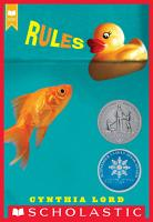 Rules  Scholastic Gold  PDF