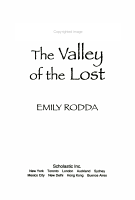 The Valley of the Lost PDF